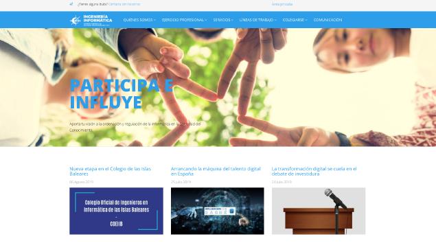 CCII web