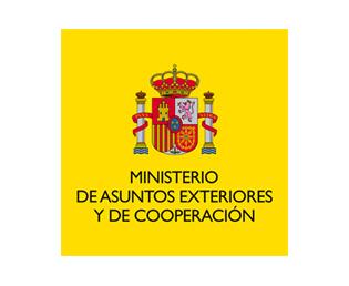 MINISTERIO ASUNTOS EXTERIORES LOGO